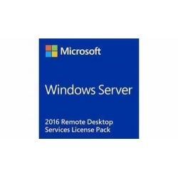 Microsoft Windows Server 2016 Remote Desktop (10) Service Cal Pack